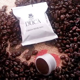 Capsule Delicato compatibili Lavazza Espresso Point®